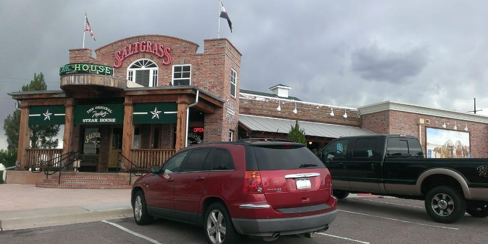 Saltgrass Steak House Parker