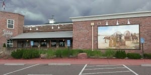 Saltgrass Steak House Mural