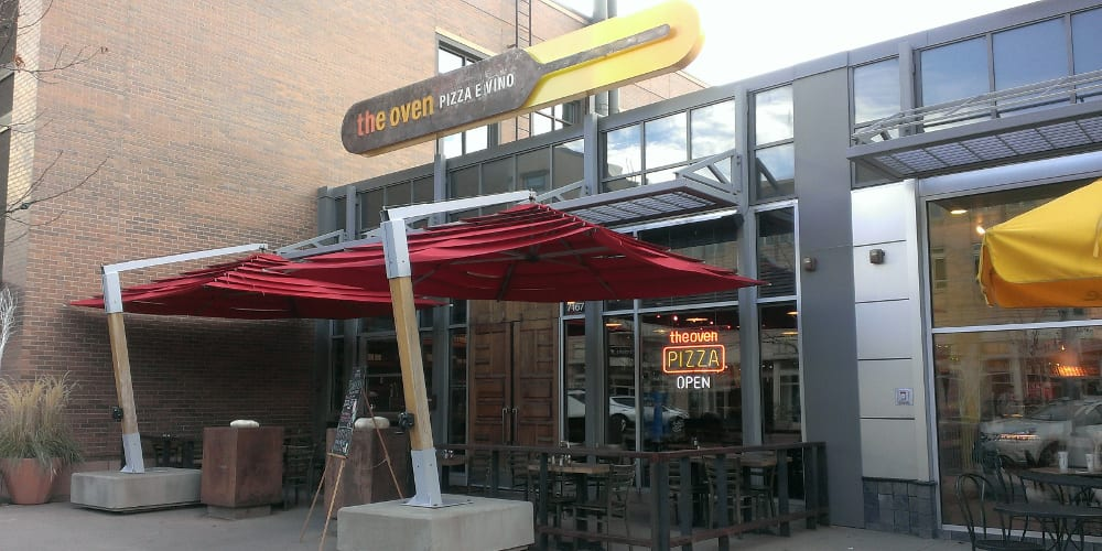 Oven Pizza E Vino Lakewood