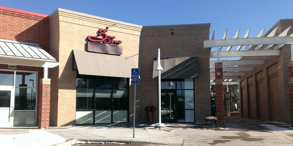 3 Sons Italian Restaurant Denver