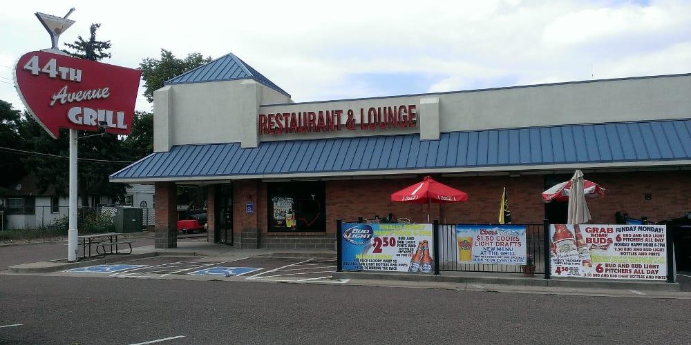 44th Avenue Grill Wheat Ridge