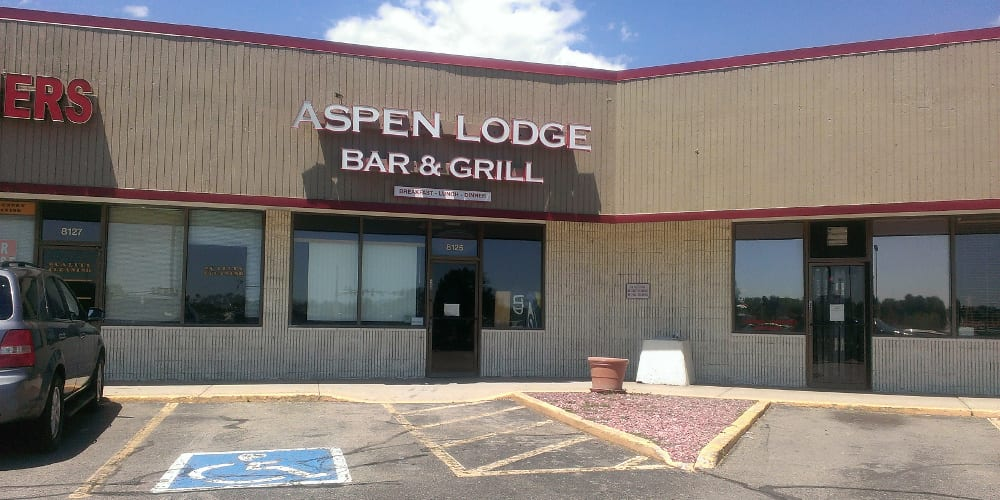 Aspen Lodge Bar Westminster