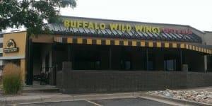 Buffalo Wild Wings Arvada Patio
