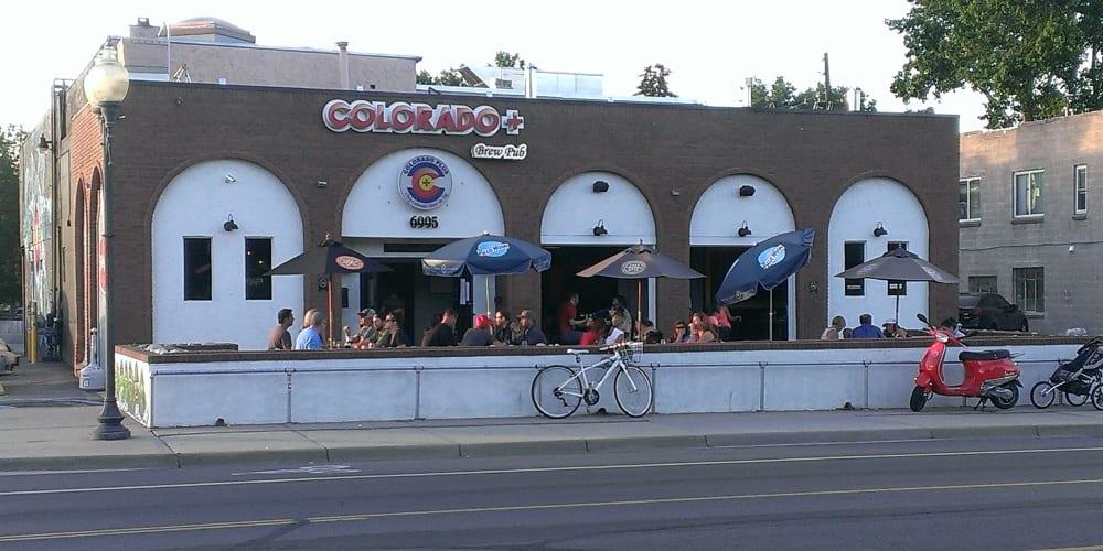 Colorado Plus Brew Pub Wheat Ridge