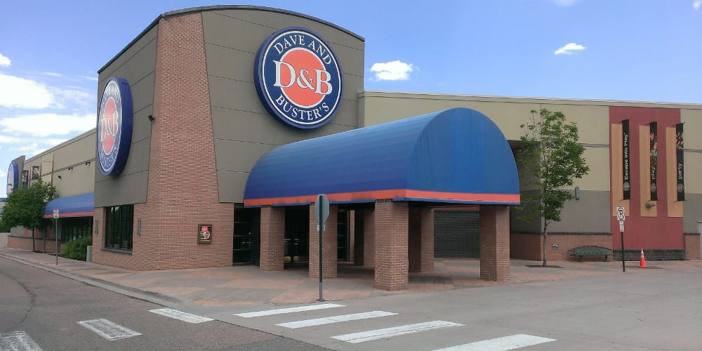 Dave And Buster's Westminster