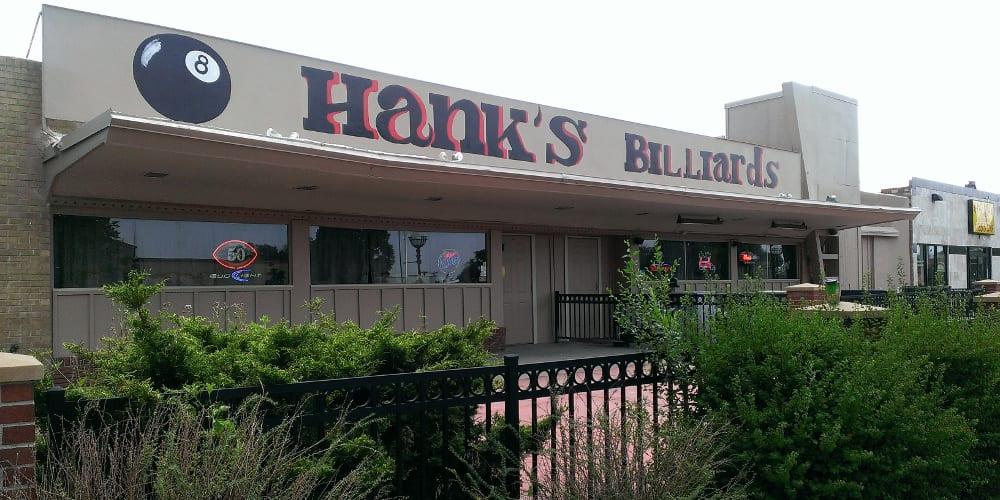 Hank's Billiards Wheat Ridge