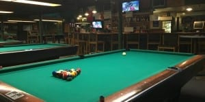 Hank's Billiards Hourly Pool Tables