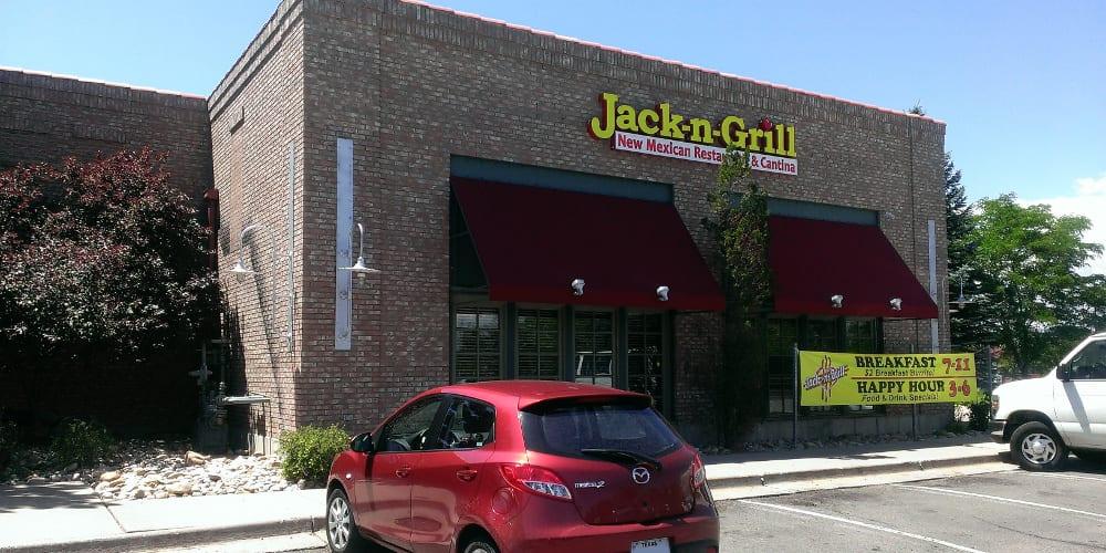 Jack N Grill Westminster