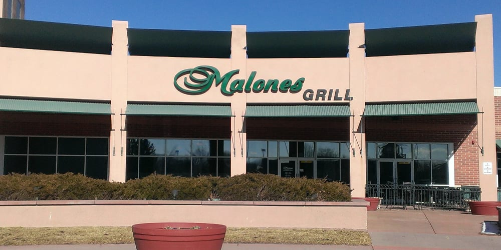 Malones Grill Arvada