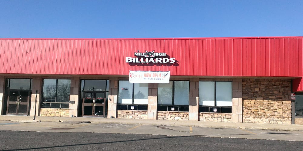Mile High Billiards Arvada