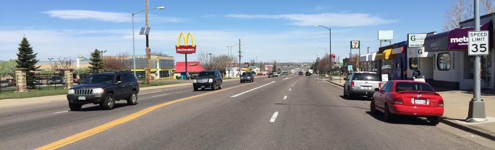 North Denver Federal Boulevard