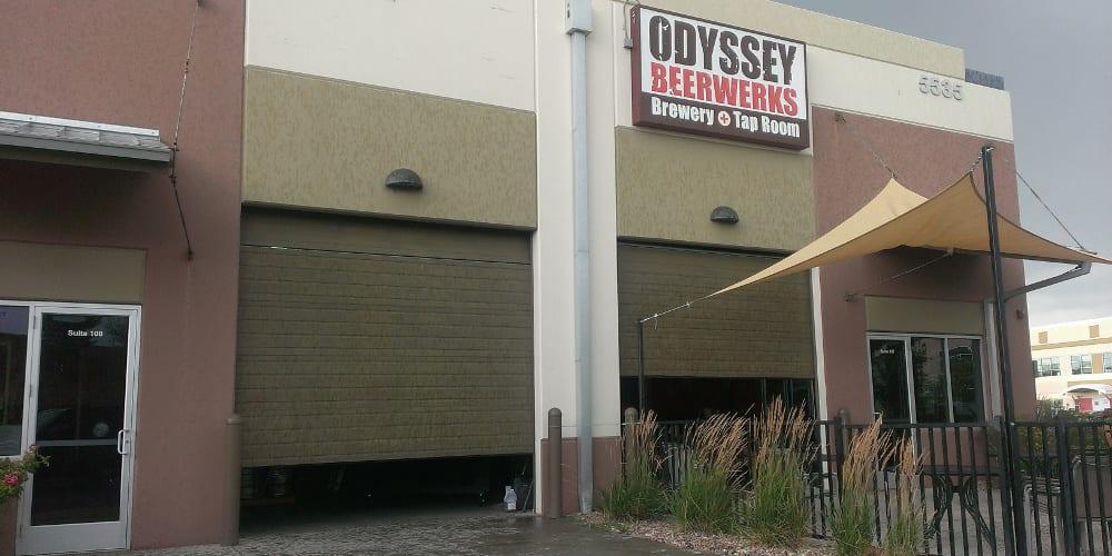Odyssey Beerwerks Arvada
