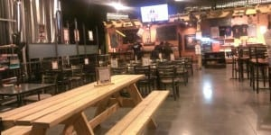 Odyssey Brewery Taproom
