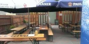 Prost Fine Beers Garden
