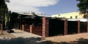 Providence Tavern Patio
