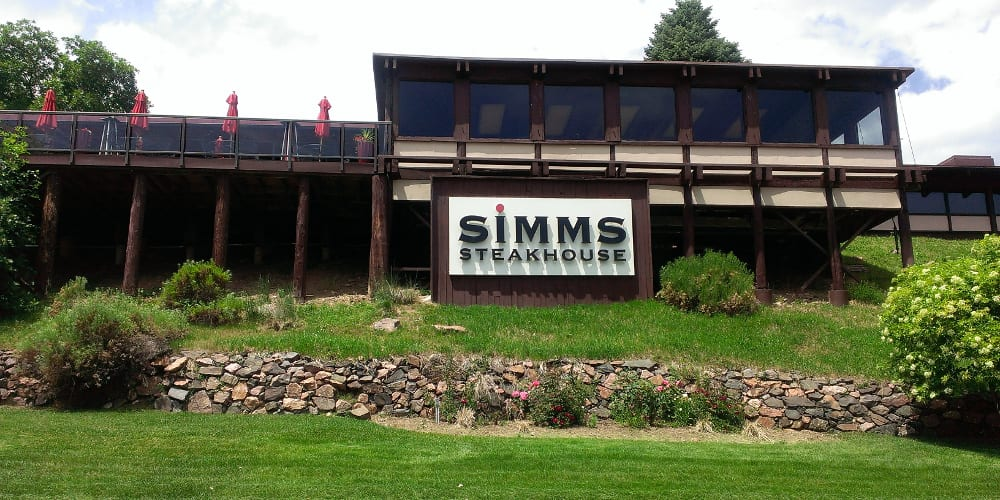 Simms Steakhouse Lakewood