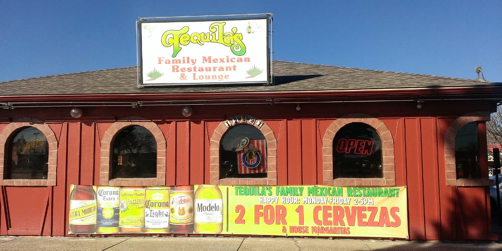 Tequilas Mexican Restaurant Locations