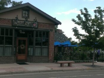 West 29th Restaurant Wheat Ridge