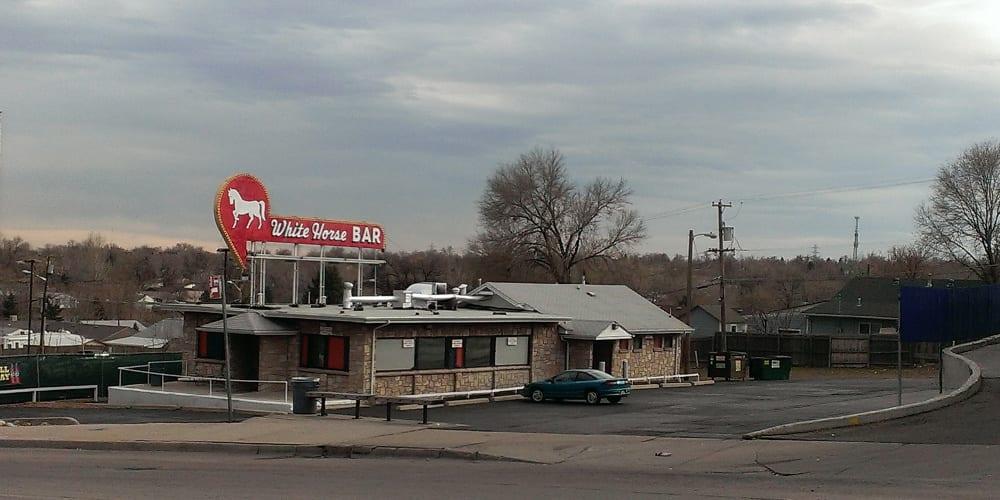 White Horse Bar Denver