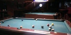 Continental Lounge Pool Tables