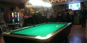La Vista Vue Pool Table
