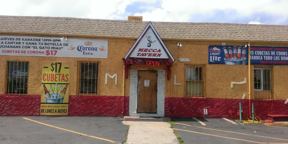 Mecca Tavern Denver