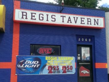 Regis Tavern Denver