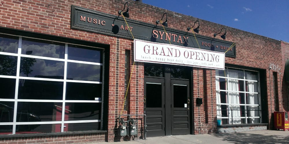 Syntax Physic Opera Specials Broadway Happy Hours