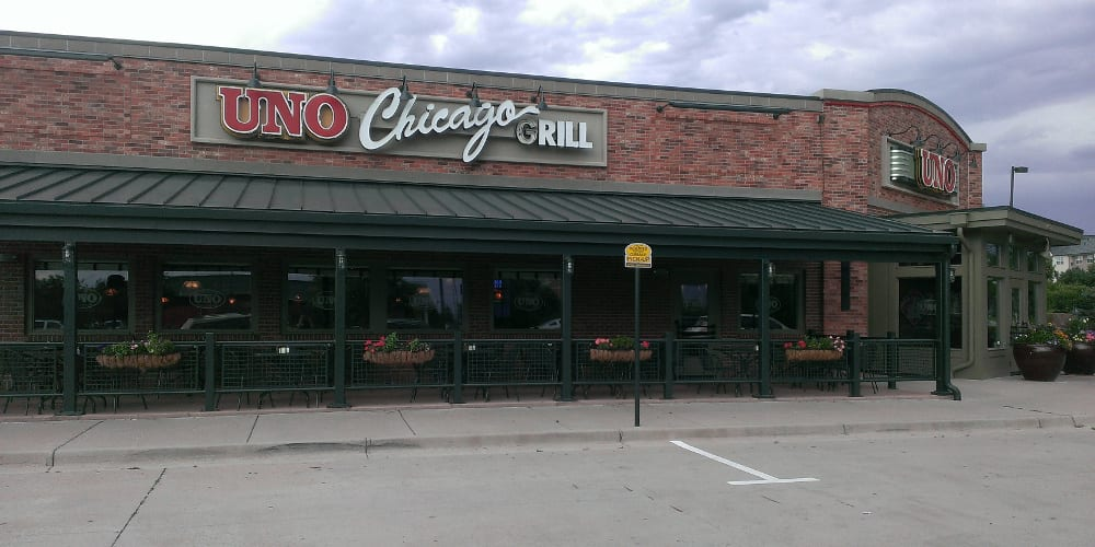 Uno Chicago Grill Denver