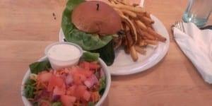 Boulevard Burger Meal