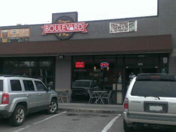 Boulevard Burger Denver