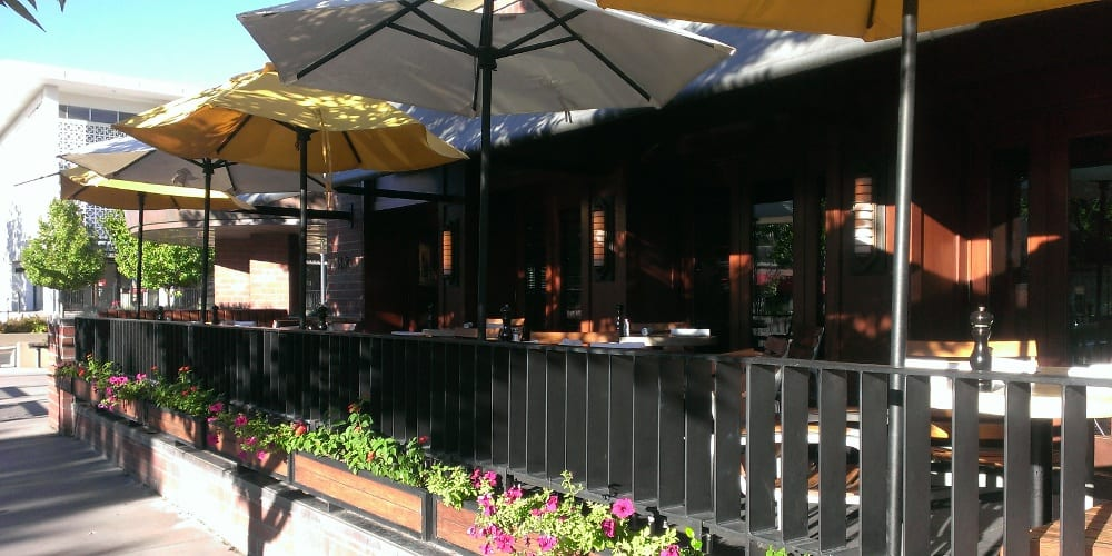 Cherry Creek Grill Patio