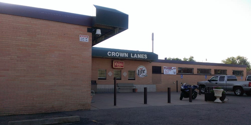 Crown Lanes Bowling Center Denver