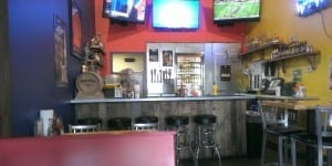Fuzzy's Taco Shop Bar