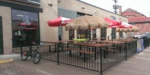 Fuzzy's Taco Shop Patio