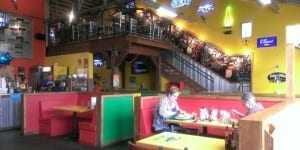 Fuzzy's Taco Shop Upstairs