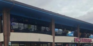 Jay's Grille Balcony