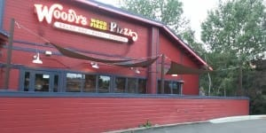 Woody's Tavern Patio