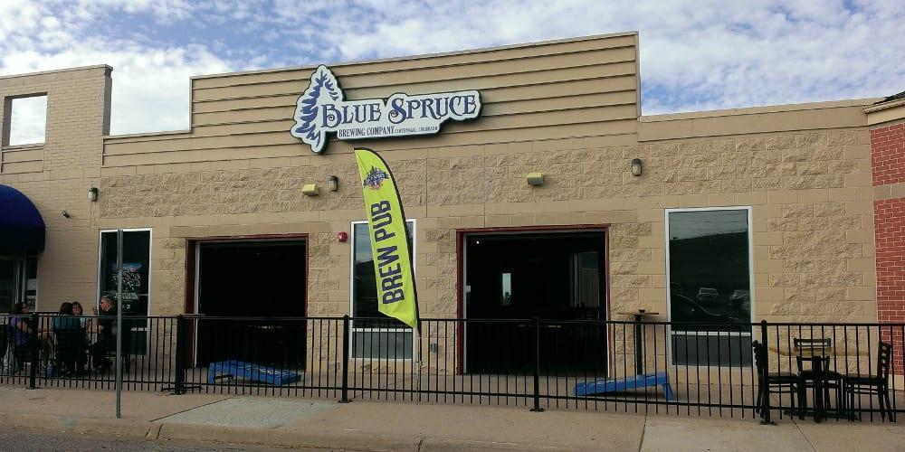 Blue Spruce Brewing Centennial