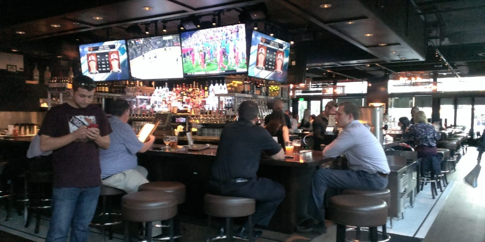 Thirsty Lion Gastropub Amp Grill Specials Lower Downtown