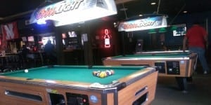 Hopper's Sports Grill Billiards