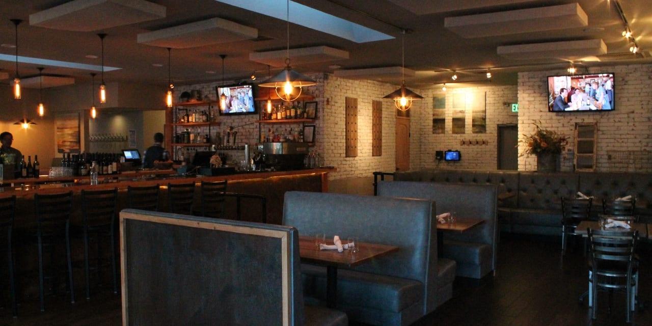 Blackbird Restaurant Dining Booths
