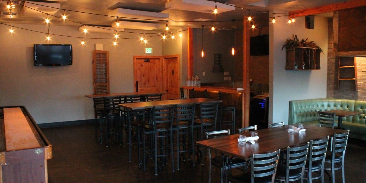 Blackbird Restaurant Dining Area