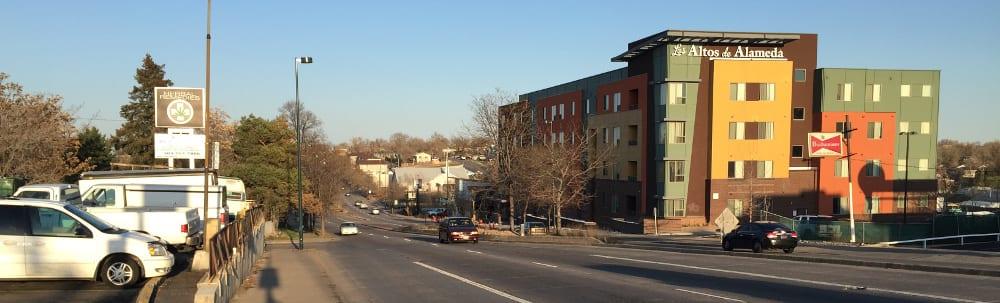 Alameda West Denver Colorado