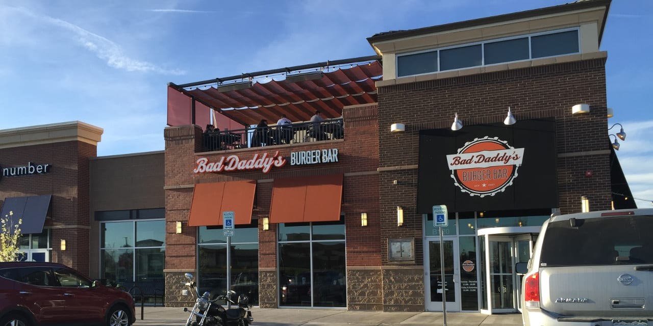 Bad Daddy's Burger Bar Northglenn