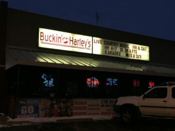 Buckin' Harley's Bar Grill Denver