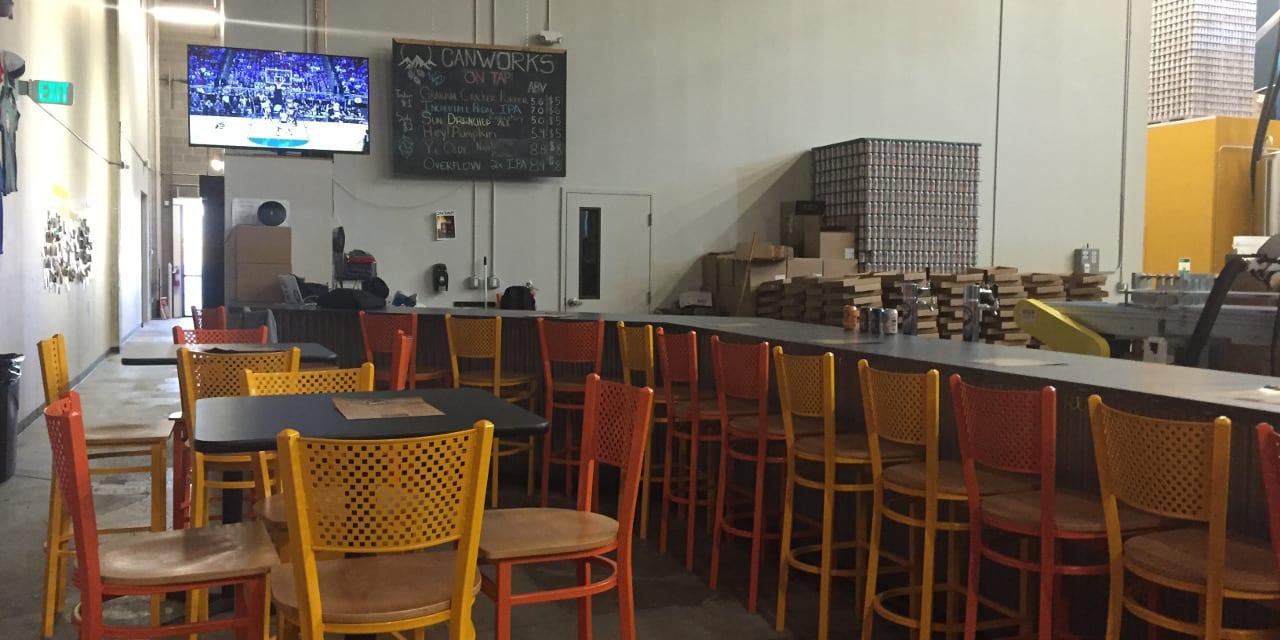 Denver Beer Co Canworks