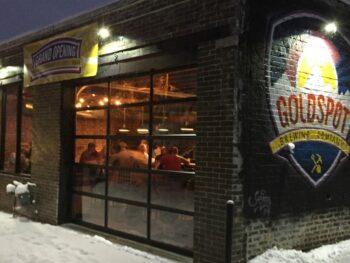 Goldspot Brewery Denver
