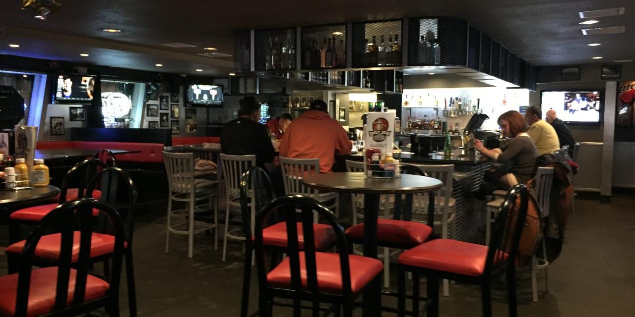 Ugly Dog Sports Cafe Denver Bar