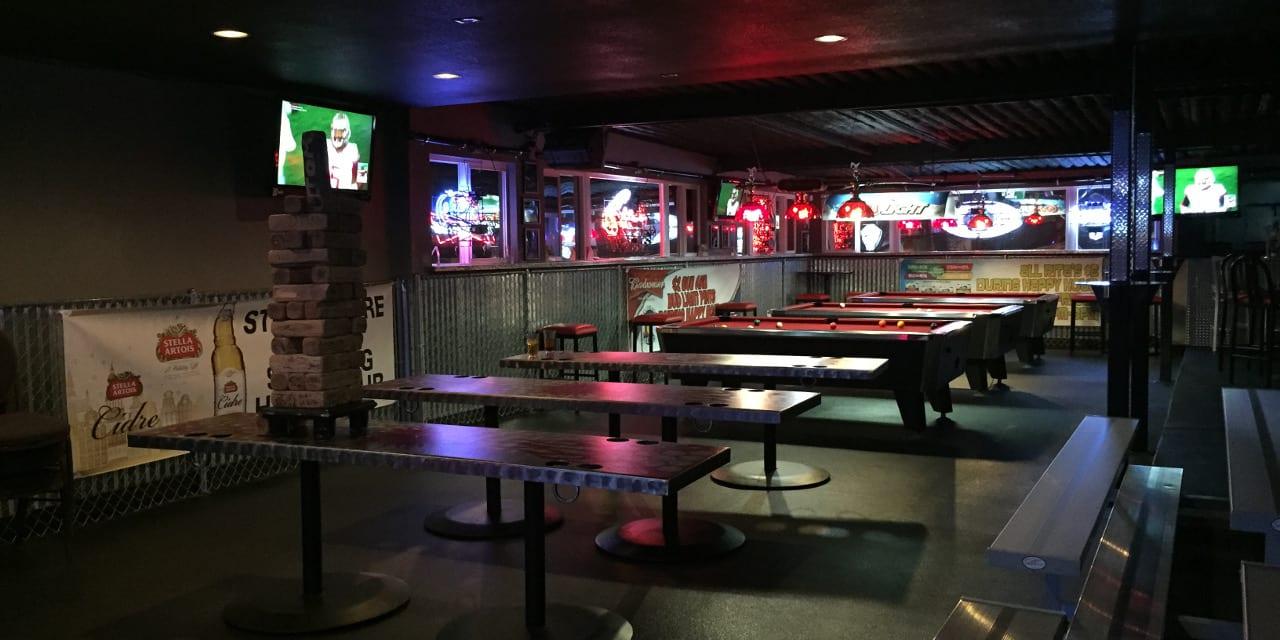 Ugly Dog Sports Cafe Denver Billiards
